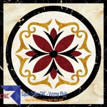 GẠCH THẢM TIỀN SẢNH – GẠCH CẮT CNC (VP-CNC18)