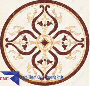 GẠCH THẢM TIỀN SẢNH – GẠCH LÁT NỀN CNC (VP-CNC17)