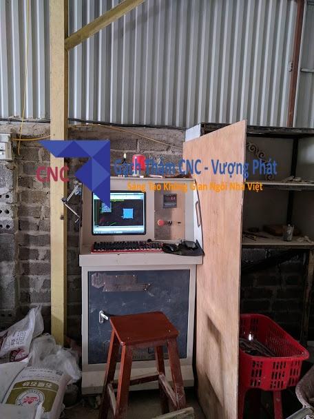 Hệ thống điều khiển máy cắt