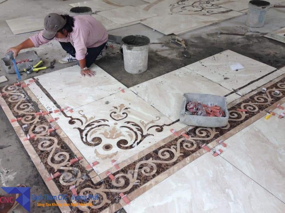 Gạch thảm sàn