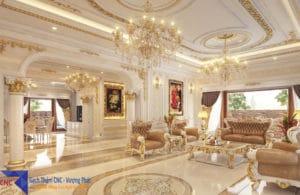 Cách lựa chọn gạch thảm phòng khách