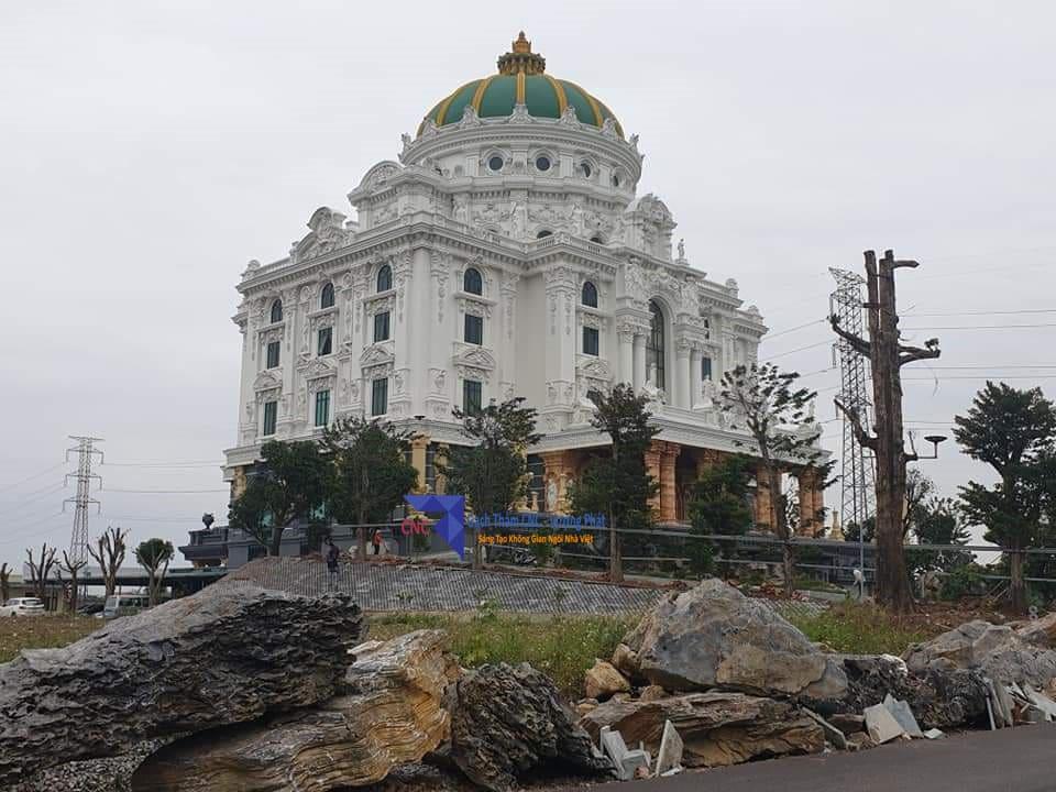 Thi công gạch thảm tại Ninh Bình