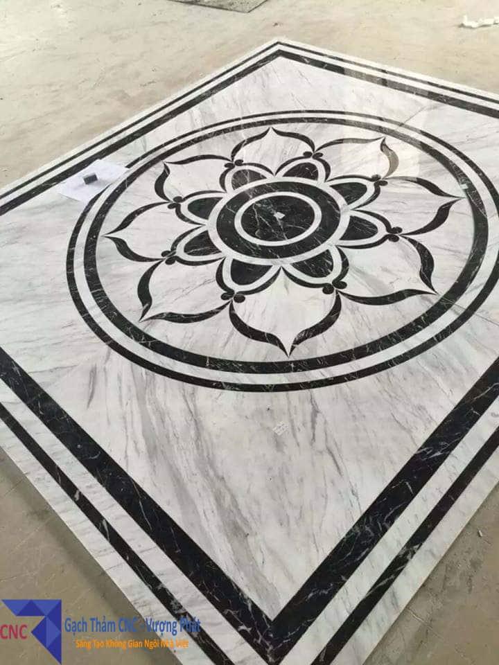 Gạch thảm hoa văn