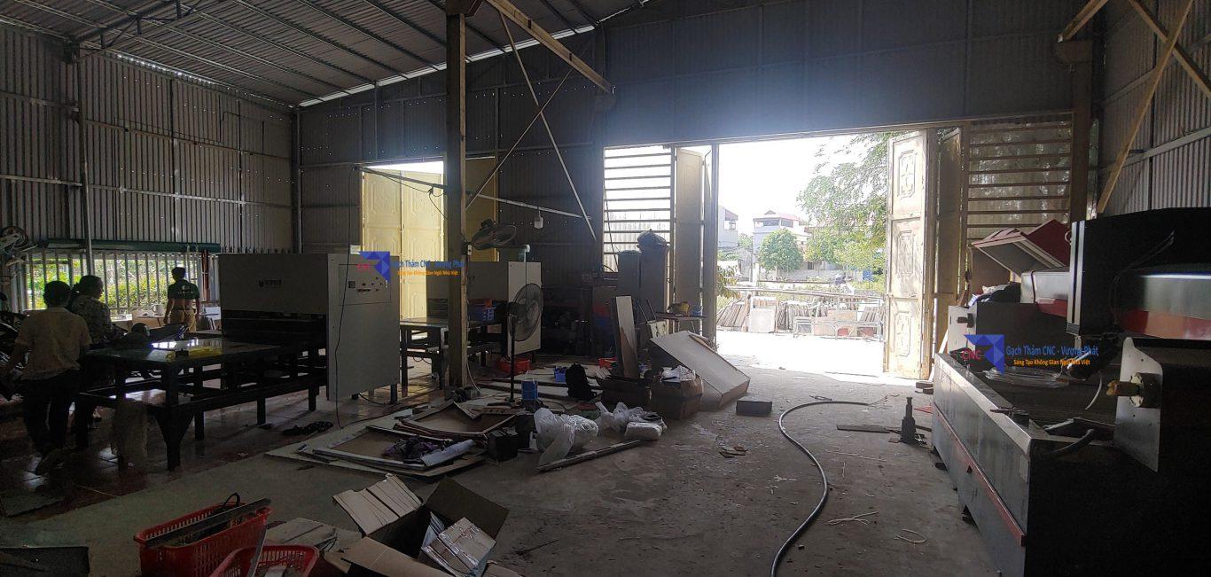 máy cắt gạch tia nước cnc