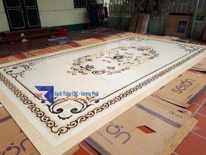 Tổng hợp những mẫu gạch thảm trang trí CNC đầu năm 2020 tại xưởng Vượng Phát