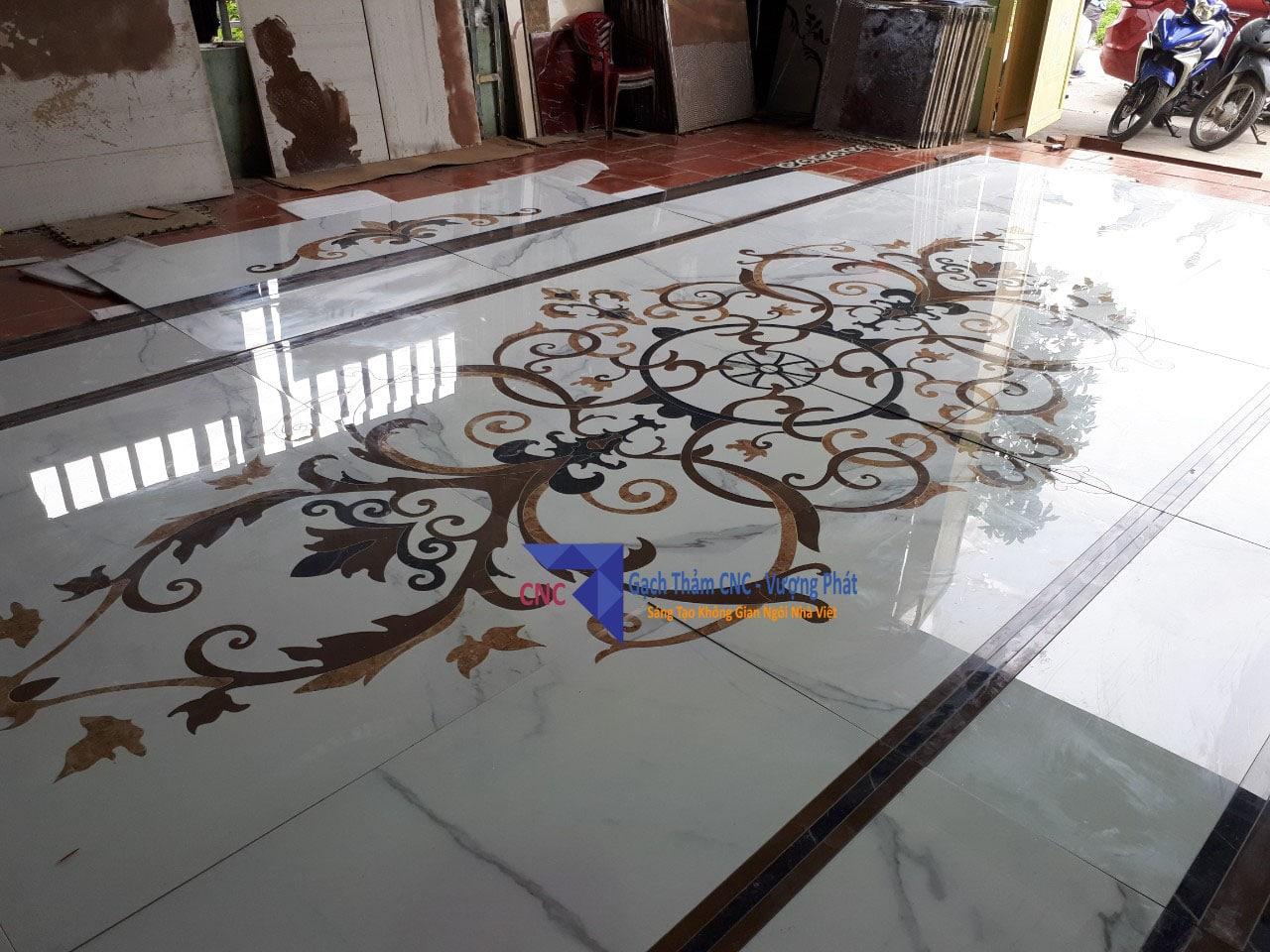Gạch thảm Ấn Độ