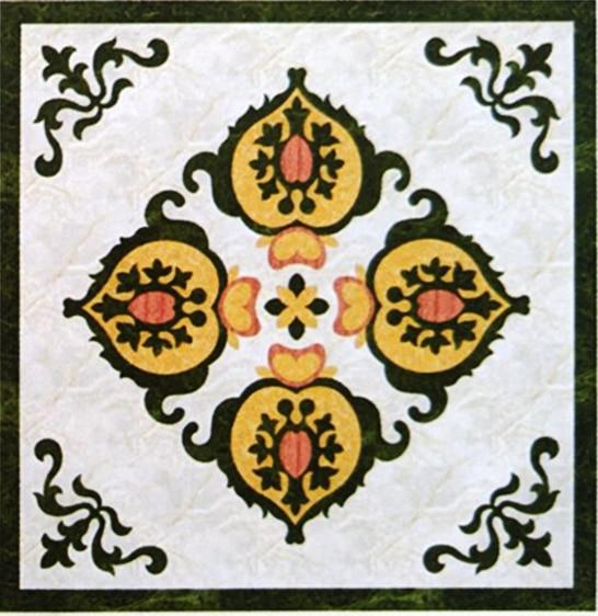 Gạch thảm CNC PH-2002
