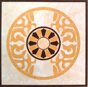 Gạch thảm CNC PH-2046