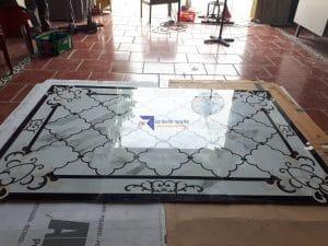 Cách tính m2 gạch lát nền nhà