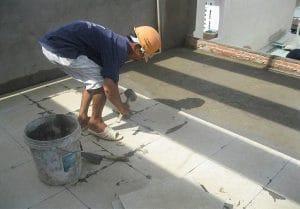 Kỹ thuật lát gạch nền nhà đúng tiêu chuẩn